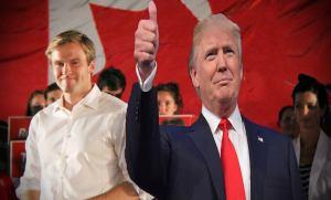 Gallant: 'Trump seems cool'