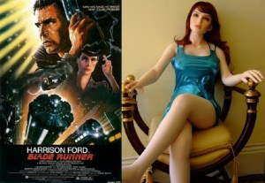 Man spends 45 minutes mansplaining plot of 'Blade Runner' to sex doll