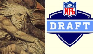 God disappointed NFL prospect didn't thank him during draft