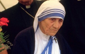 Off-colour poem by teenaged Mother Teresa unearthed, entire life's work now invalidated