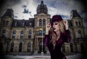 BREAKING: Premier's big sister Shakira Gallant is back in town