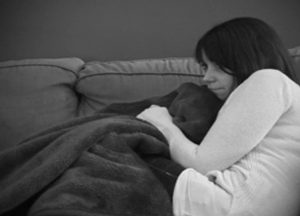 Moncton woman relives teenage years by spending Saturday night home alone