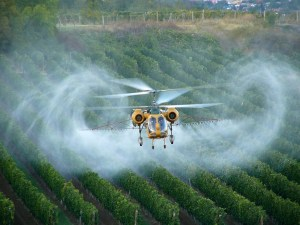 Corporations happy to report that glyphosate only harmful to plants, animals, humans