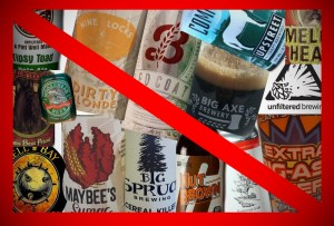 Halifax teacher unveils full list of beer labels that personally offend him