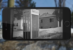 Students secure funding to shoot gritty short film about Fredericton's last phone booth