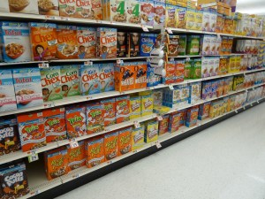 General Mills under fire for lack of gender parity on cereal boxes