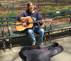 Buskers great, as long as they're not homeless: Fredericton