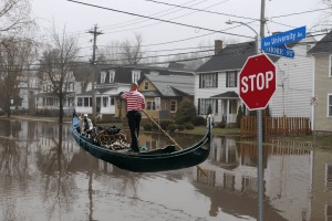Fredericton to employ Venetian-style gondoliers