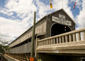 Hartland covered bridge to be replaced with modular bridge