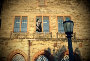 Old Moncton High to be converted into spooky castle occupied by 'Phantom of the Opera'-like character