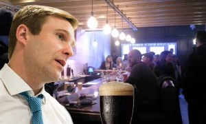 Gallant touring NB craft breweries to clinch coveted 'beer snob' vote