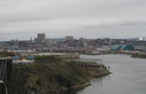 Saint John adrift after seismic activity in the province