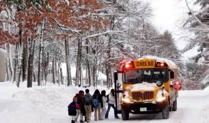 Fredericton-area schools never to be closed again for snow, apparently