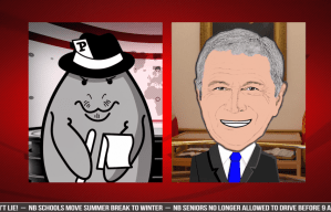 Premier Higgs gives thrifty tips on this week's Manatee Political Panel