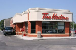 Tim Hortons introduces rewards card to 'slow down pace of drive-thru'