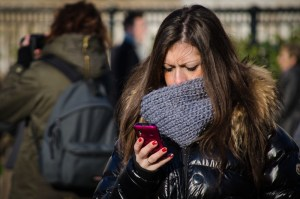 Winter 'drunk-texts' New Brunswick, asks to be taken back