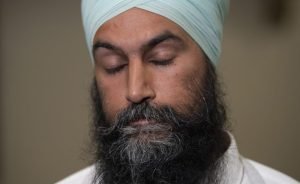 N.B. apologizes to Jagmeet Singh for not caring about NDP