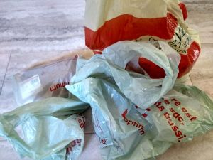 Bags for bags: Nova Scotia seniors protest proposed plastic bag ban