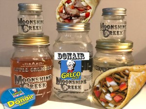 Moonshine Creek partners with Greco to create Donair Liqueur