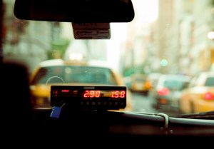 Taxi drivers mad people don't want to overpay for disgusting, unreliable rides