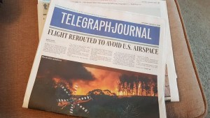 Florenceville-Bristol man resolves to read one entire issue of Telegraph-Journal in 2020