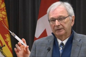 Higgs suggests injecting Irving oil to help treat the economy