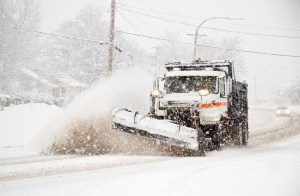 Old Man Winter deemed an essential worker, Maritimers outraged