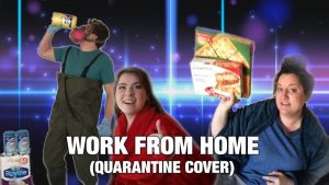 The Manatee releases hit single 'Work From Home'