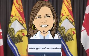 Manatee News: New Brunswick update on COVID-19