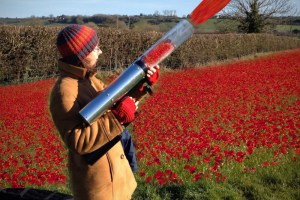 Royal Canadian Legion to distribute poppies via T-shirt cannon to maintain social distancing