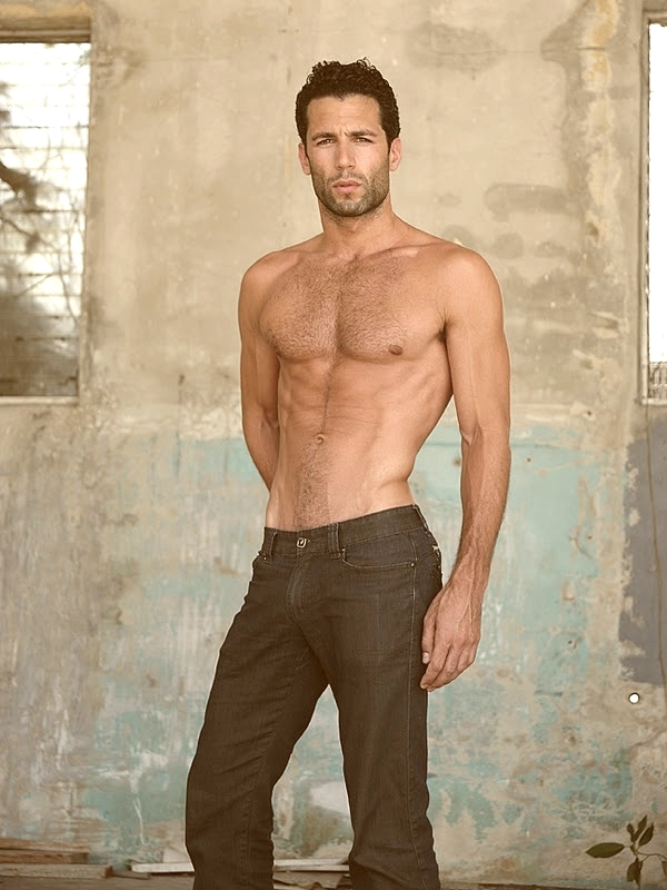 David Raphael Hildebrand   Male Model