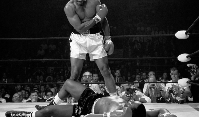 Muhammad Ali: the Greatest in Photographs