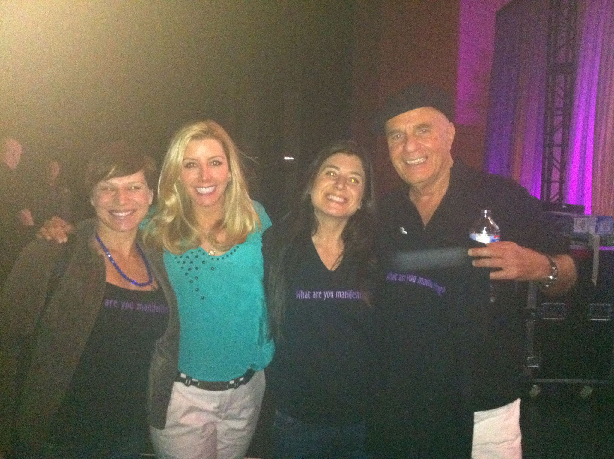 wayne dyer archives the manifest station wayne and sara blakely are so funny they are showing off their spanx ha
