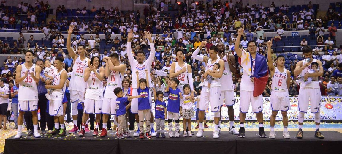Gilas Pilipinas, hari sa 12th SEABA Championship