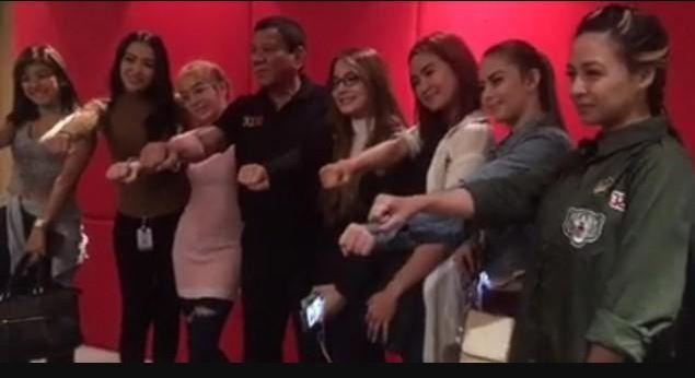 Mocha Girls inalok ng trabaho sa gobyerno ni Pangulong Duterte