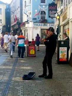 Galway Fiddler