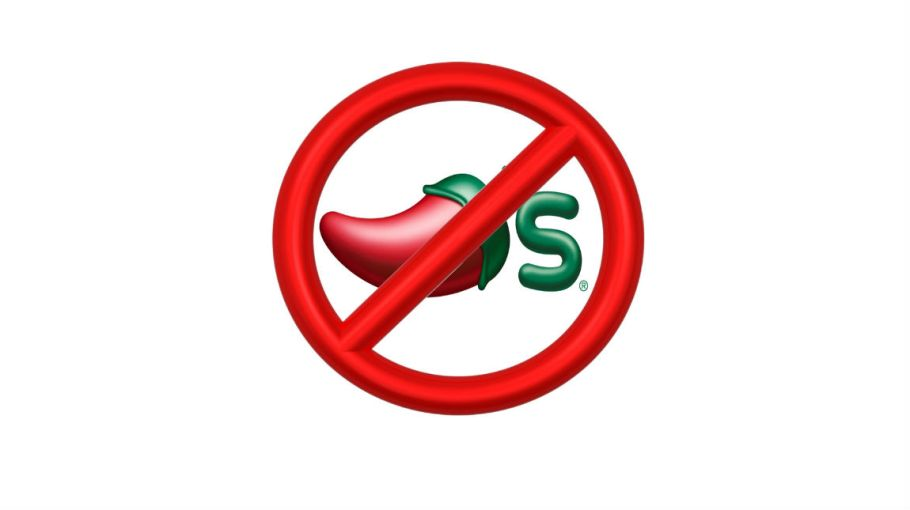 no more chilis