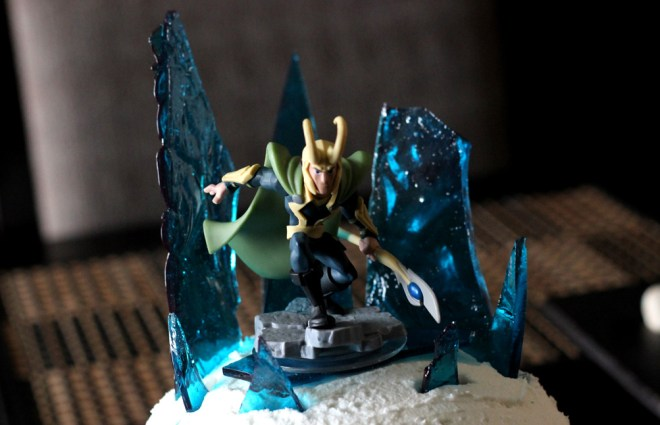 The 5th Birthday Cake: Loki's Tower