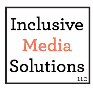 Inclusive Media Solutions LLC coral logo