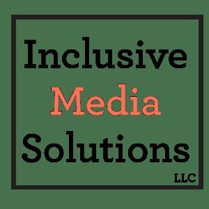 Inclusive Media Solutions LLC coral logo
