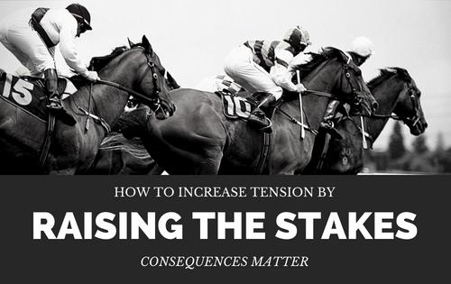 raising the stakes-www.themanuscriptshredder.com