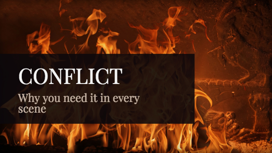 Why Your Writing Needs Conflict