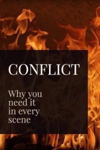 Why your writing needs conflict-www.thdmanuscriptshredder.com
