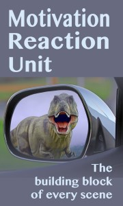 Creating perfect prose with the Motivation Reaction Unit
