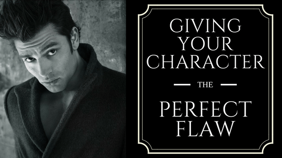 Character Flaws NaNoWriMo day 7