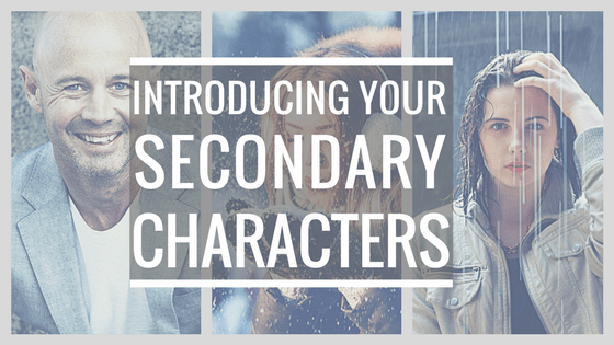 Writing Secondary Characters NaNoWriMo day 8