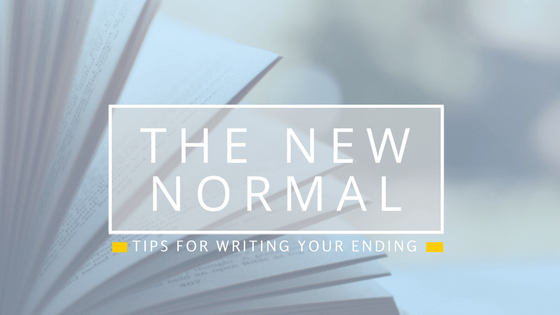 The New Normal NaNoWriMo day 30