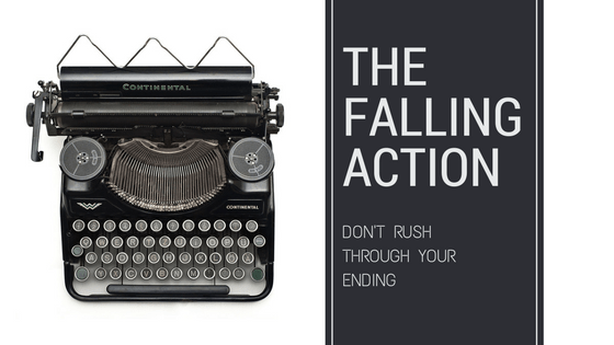 The Falling Action NaNoWriMo day 29