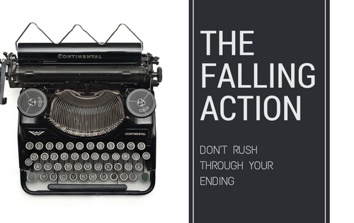 The falling action-www.themanuscriptshredder.com