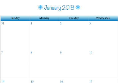 2 page monthly calendar-Free Planner for Bloggers
